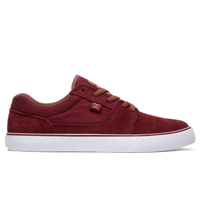 0 Tonik - Baskets pour Homme Rouge 302905 DC Shoes