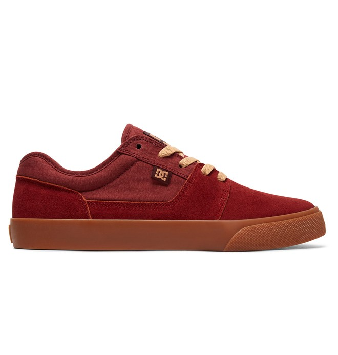 0 Tonik - Baskets pour Homme Rouge 302905 DC Shoes