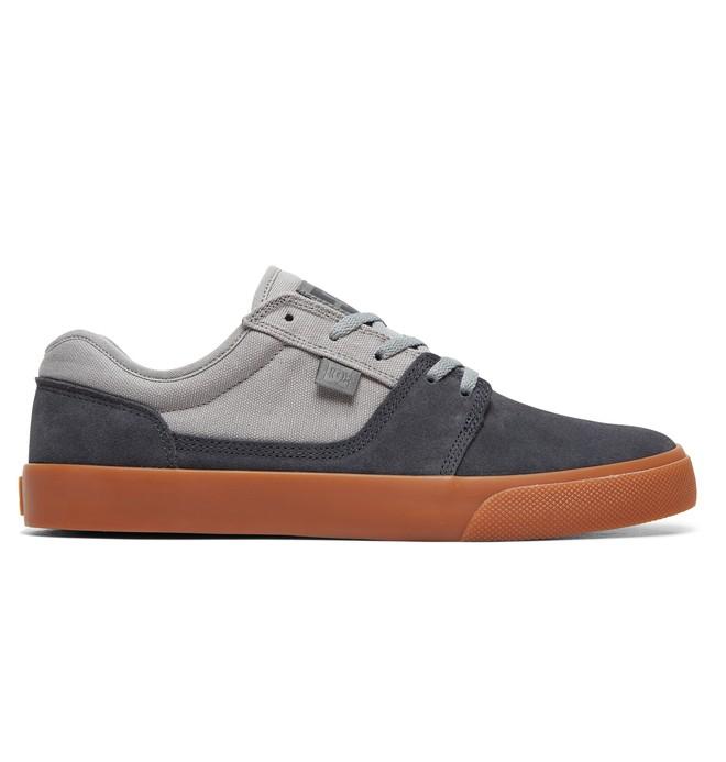 0 Tonik Shoes Grey 302905 DC Shoes