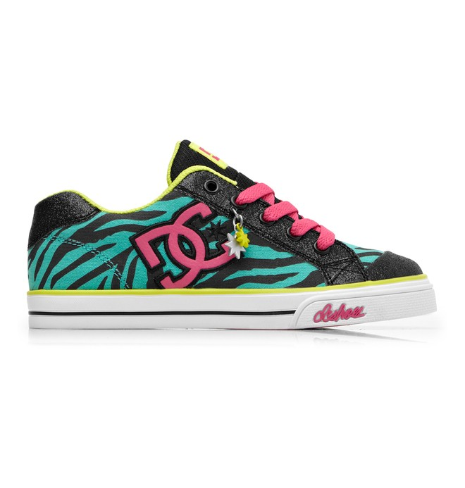 0 Chelsea Charm TX  303082A DC Shoes