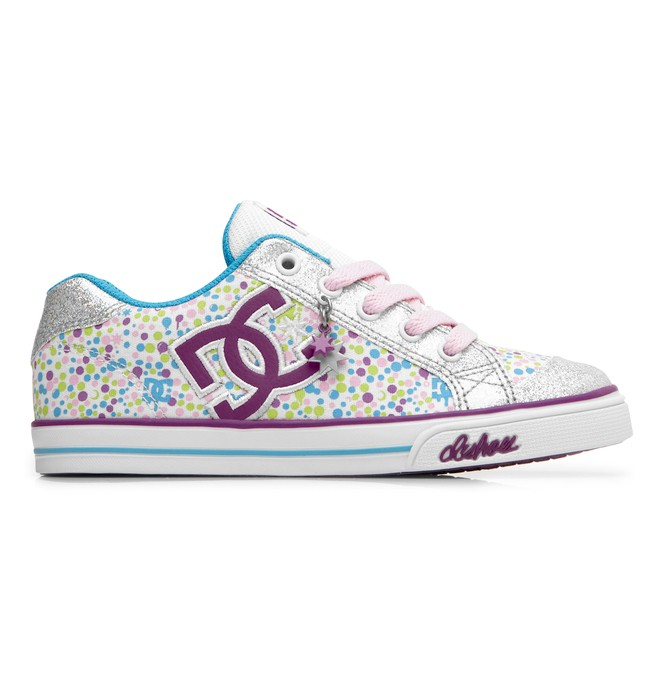 0 Chelsea Charm TX  303082A DC Shoes