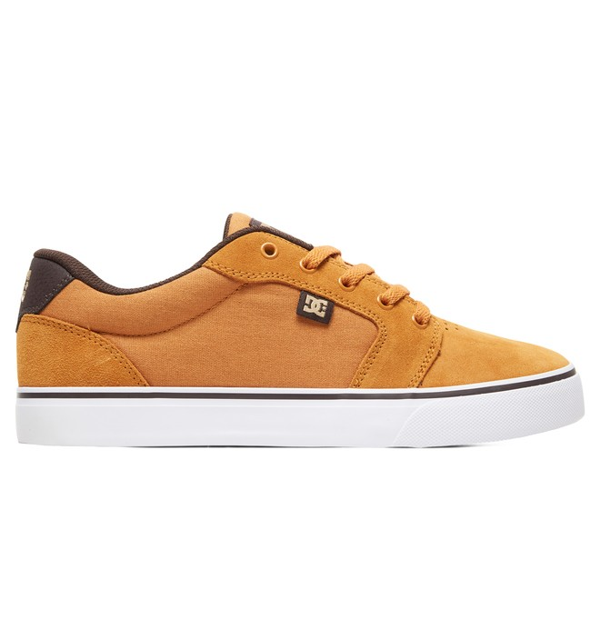 0 Anvil Shoes Brown 303190 DC Shoes