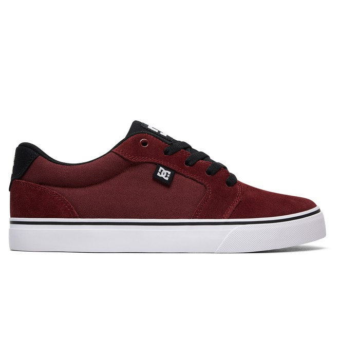0 Zapatos Anvil Morado 303190 DC Shoes
