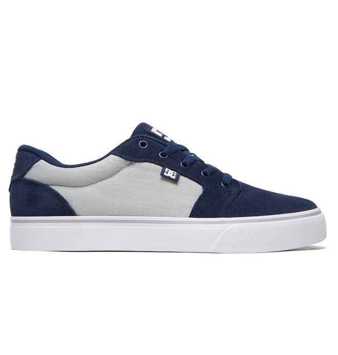 0 Zapatos Anvil Azul 303190 DC Shoes