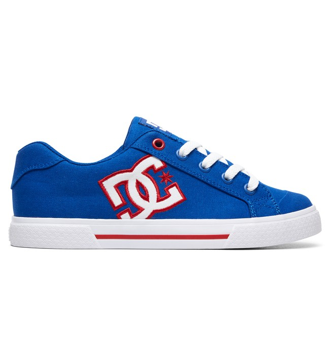 0 Chelsea TX Shoes Blue 303226 DC Shoes