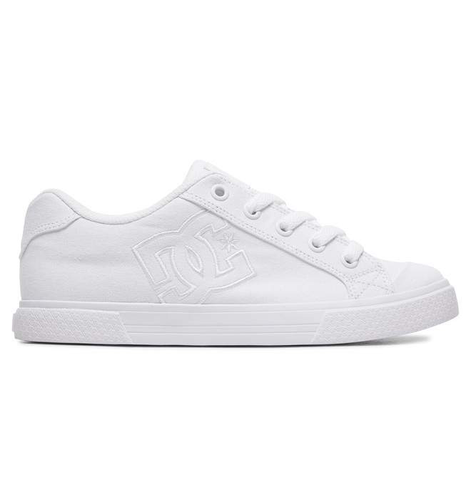 0 Mujeres Zapatos TX Chelsea Blanco 303226 DC Shoes