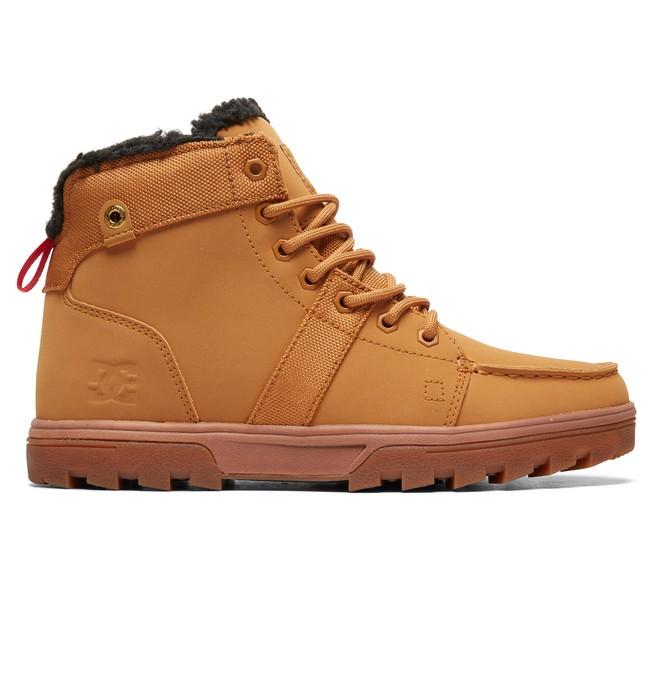 0 Woodland - Bottes à lacets pour Homme Marron 303241 DC Shoes