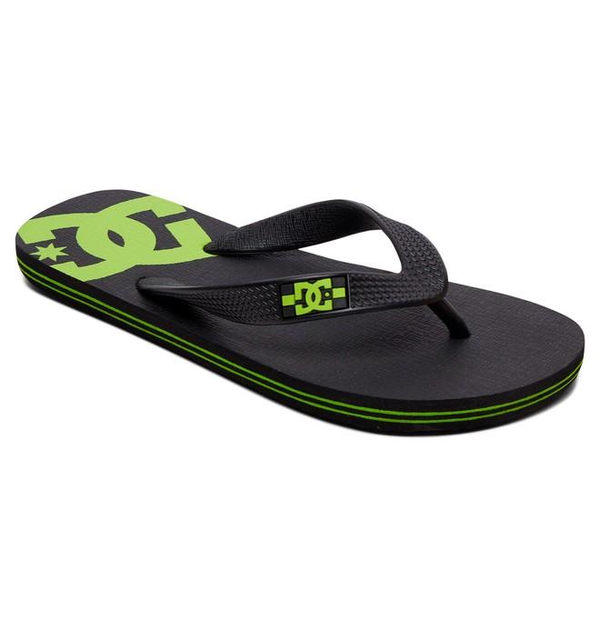 0 Spray - Tongs pour Homme Noir 303387 DC Shoes