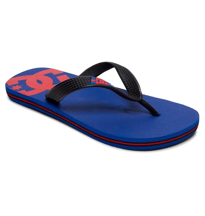 0 Spray - Chanclas para Hombre Azul 303387 DC Shoes