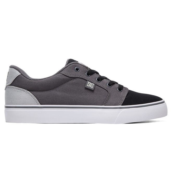 0 Zapatos TX Anvil Gris 320040 DC Shoes
