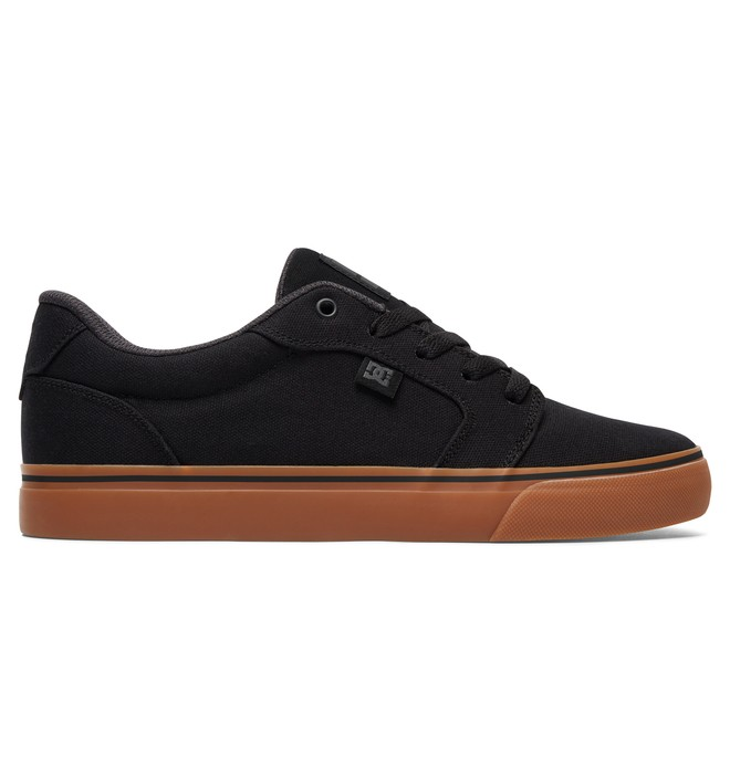 0 Zapatos TX Anvil Negro 320040 DC Shoes