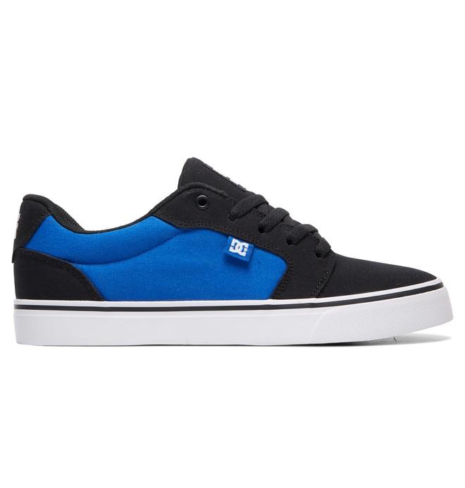 0 Anvil TX Shoes Black 320040 DC Shoes