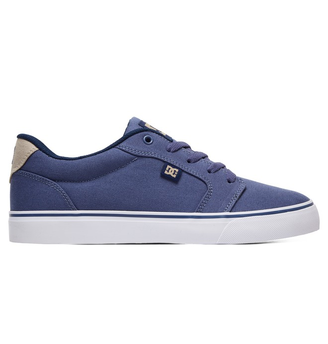 0 Anvil TX Shoes Blue 320040 DC Shoes