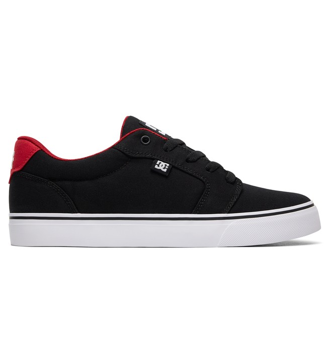 0 Anvil TX Shoes Black 320040 DC Shoes