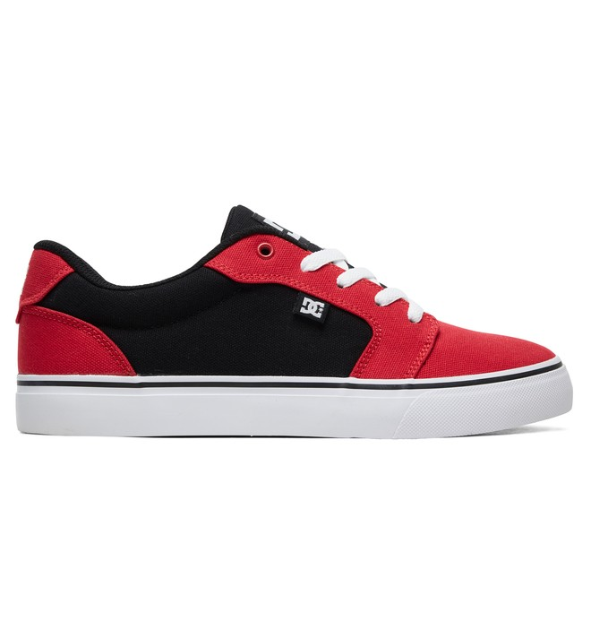 0 Anvil TX Shoes Red 320040 DC Shoes