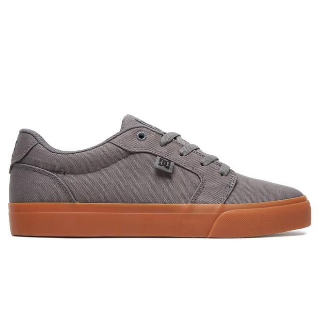 0 Anvil TX Shoes Grey 320040 DC Shoes