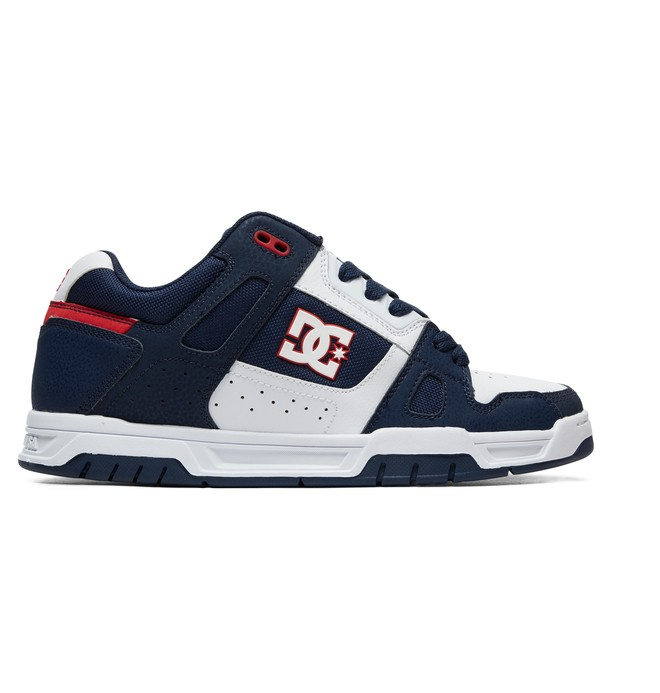 0 Stag Shoes Red 320188 DC Shoes