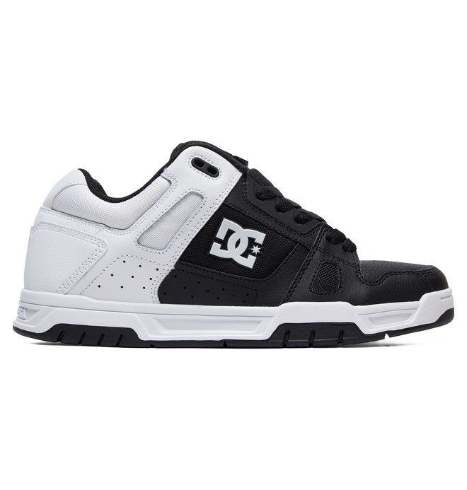 0 Stag Shoes White 320188 DC Shoes
