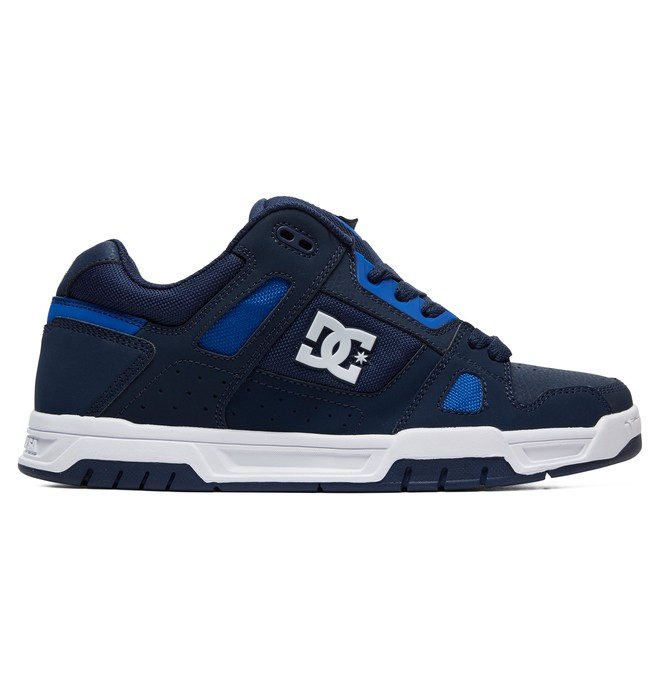 0 Stag Shoes Blue 320188 DC Shoes