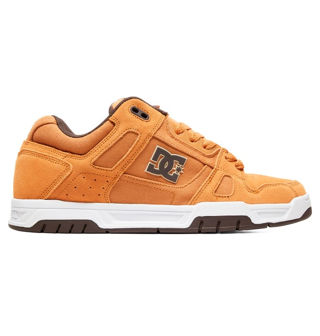 0 Stag Shoes Brown 320188 DC Shoes
