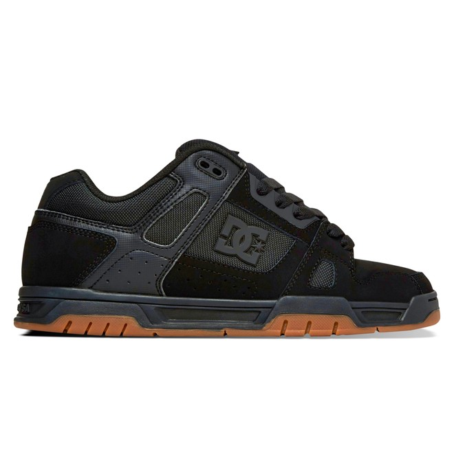 0 Stag Shoes Black 320188 DC Shoes
