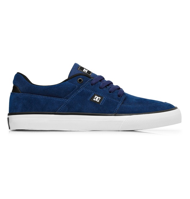 0 Wes Kremer S Blue 320425 DC Shoes