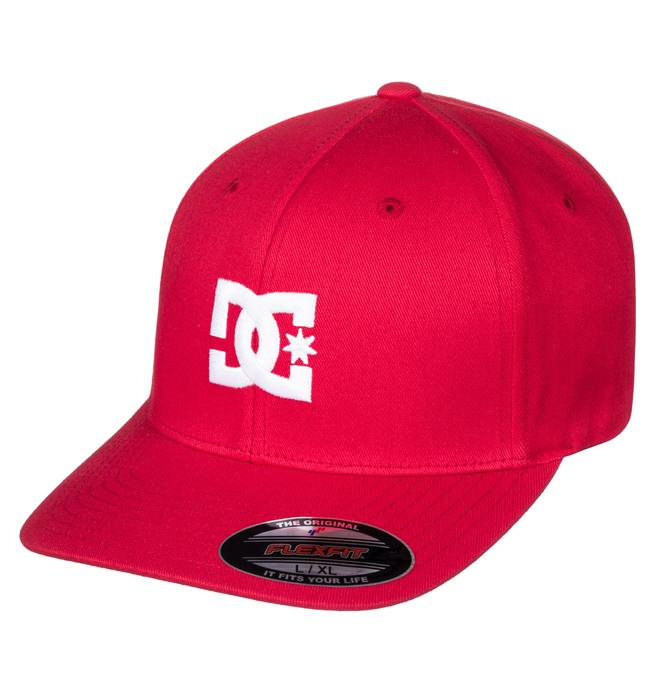 0 Cap Star 2 - Gorra Flexfit para Hombre Rojo 55300096 DC Shoes