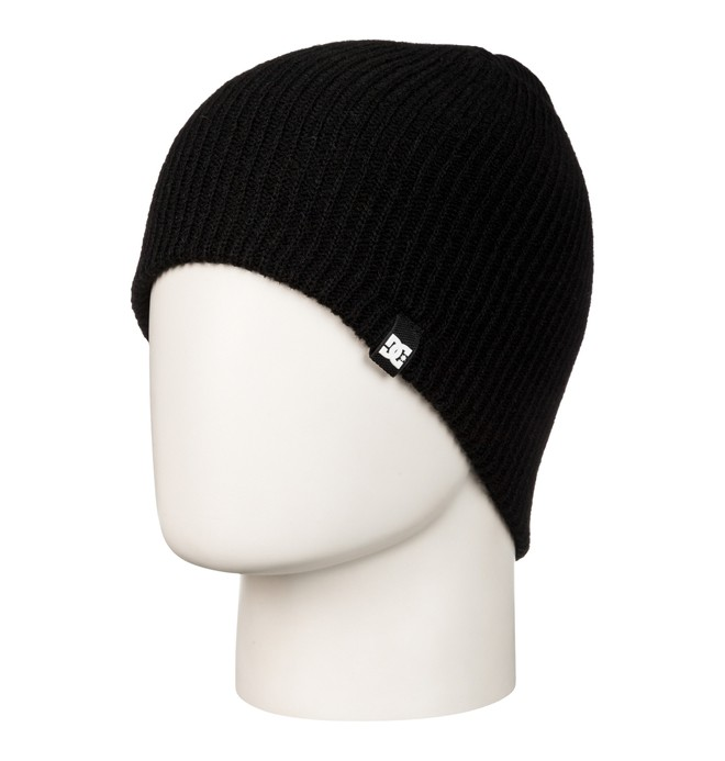 0 Clap Beanie Black 55310017 DC Shoes