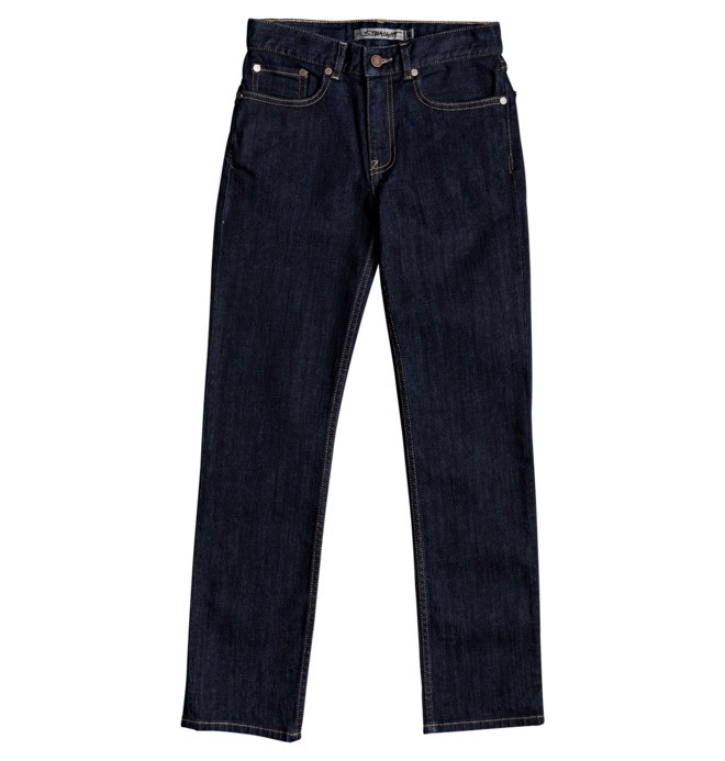 Worker Straight Straight Fit Jeans for Boys 8-16  ADBDP03001