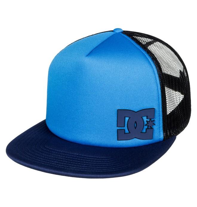 0 Madglads  - Gorra Trucker Azul ADBHA03048 DC Shoes