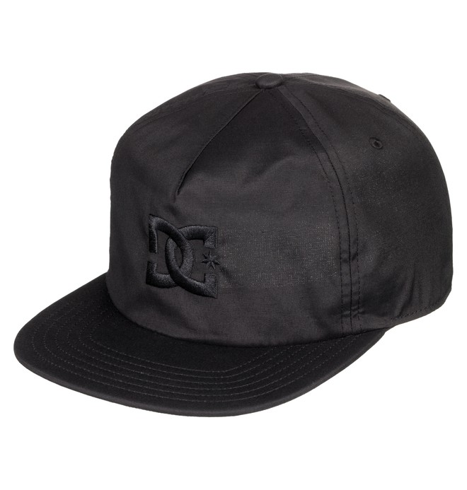 0 Floora - Gorra ajustable para Chicos 8-16 Negro ADBHA03071 DC Shoes