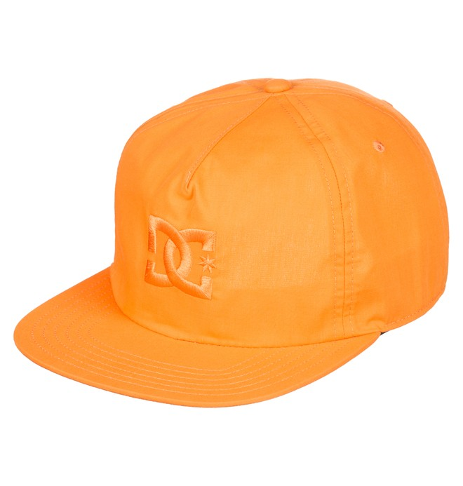 0 Floora - Gorra ajustable para Chicos 8-16 Amarillo ADBHA03071 DC Shoes