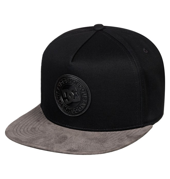 0 Racks Snapback Hat  ADBHA03107 DC Shoes