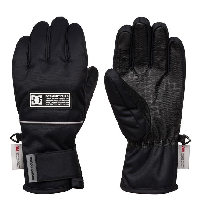 Franchise - Snowboard/Ski Gloves for Boys 8-16  ADBHN03001