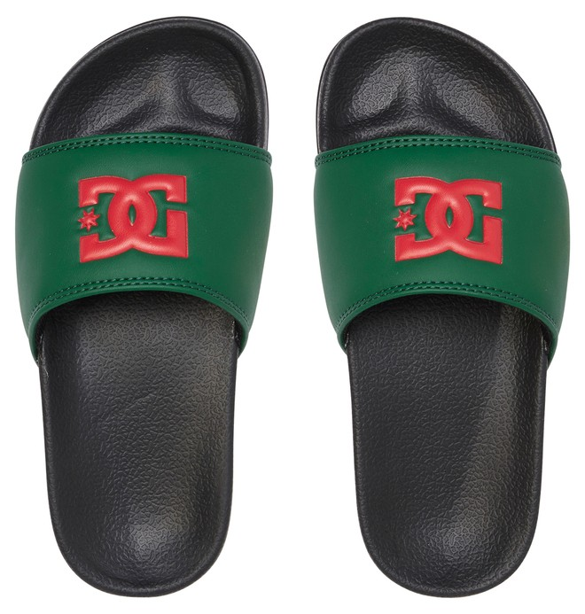 DC - Slides Sandals for Kids  ADBL100025