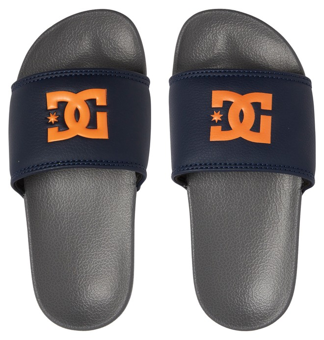 DC - Slider Sandals for Kids  ADBL100025