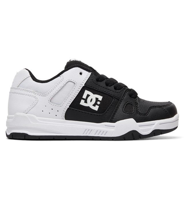 0 Boy's 8-16 Stag Shoes  ADBS100024 DC Shoes