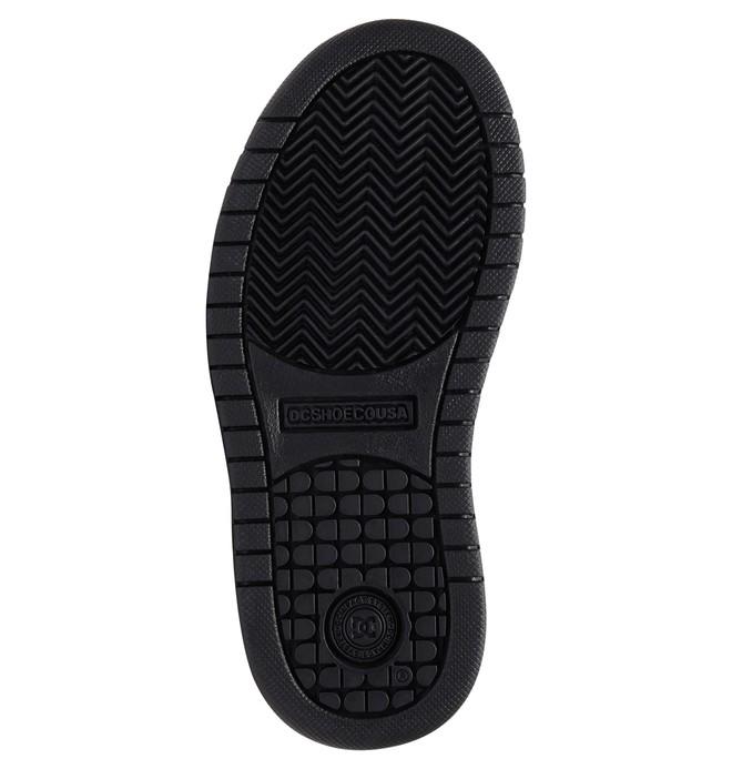 Court Graffik SE - Leather Shoes for Kids ADBS100203