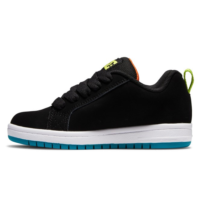 Court Graffik - Leather Shoes for Kids  ADBS100207