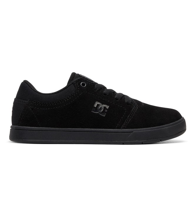 0 Kid's Crisis Shoes Black ADBS100209 DC Shoes