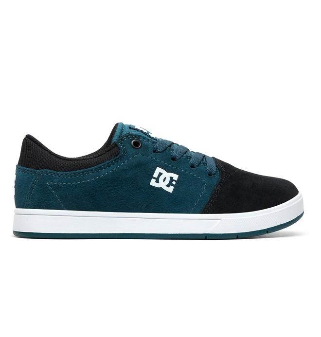 0 Crisis - Baskets pour garçon Noir ADBS100209 DC Shoes
