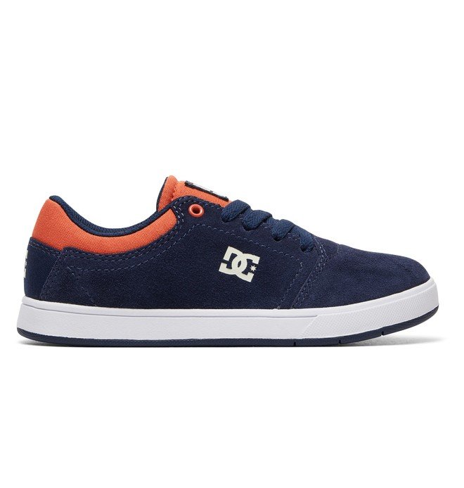 0 Kid's Crisis Shoes Blue ADBS100209 DC Shoes