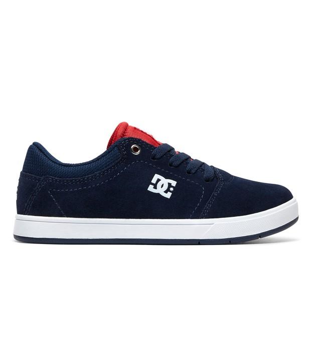0 Crisis - Baskets pour garçon Bleu ADBS100209 DC Shoes