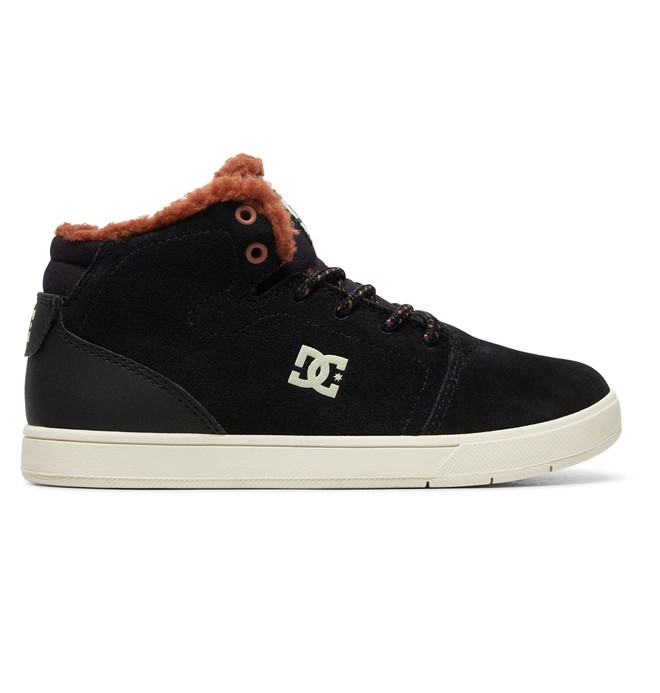 0 Crisis WNT - Winterized Mid-Top Shoes for Boys Multicolor ADBS100215 DC Shoes