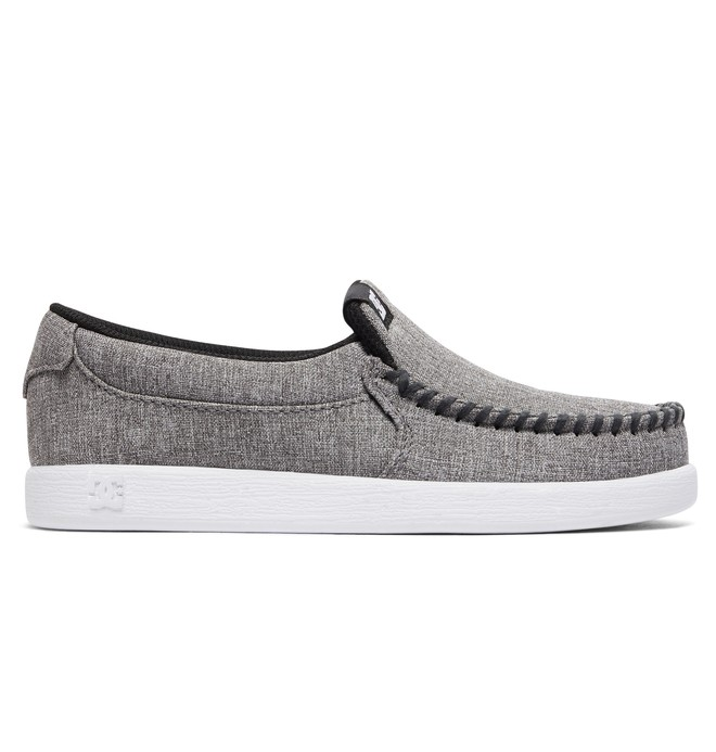 0 Boy's 8-16 Villain TX SE Slip-On Shoes  ADBS100224 DC Shoes