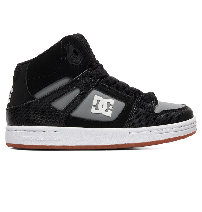 0 Kid's Pure - High-Top Shoes  ADBS100242 DC Shoes