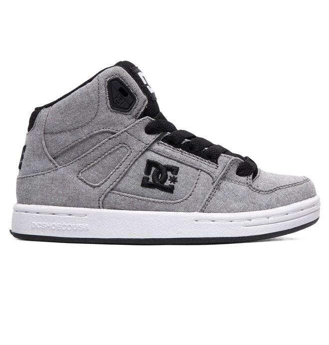 0 Pure High TX SE - Zapatillas Altas para Chicos Gris ADBS100243 DC Shoes