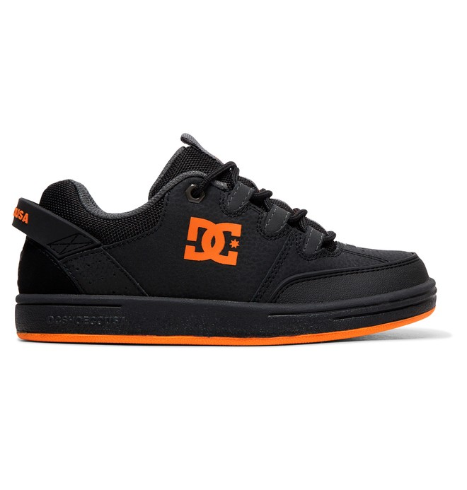 0 Kid's Syntax Shoes Black ADBS100257 DC Shoes