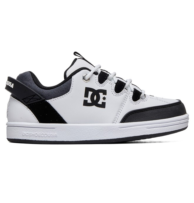0 Kid's Syntax Shoes White ADBS100257 DC Shoes