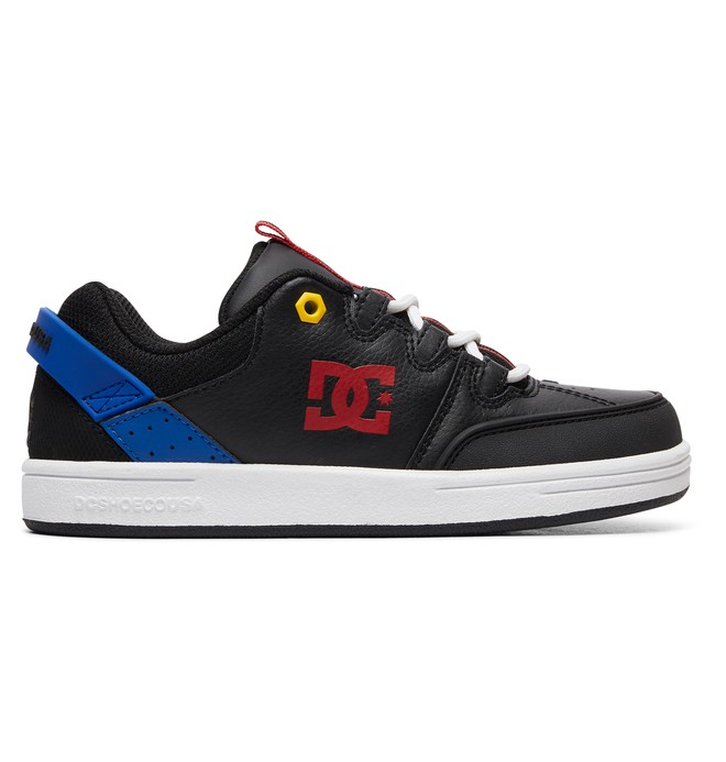 0 Boy's 8-16 Syntax Shoes Black ADBS100257 DC Shoes